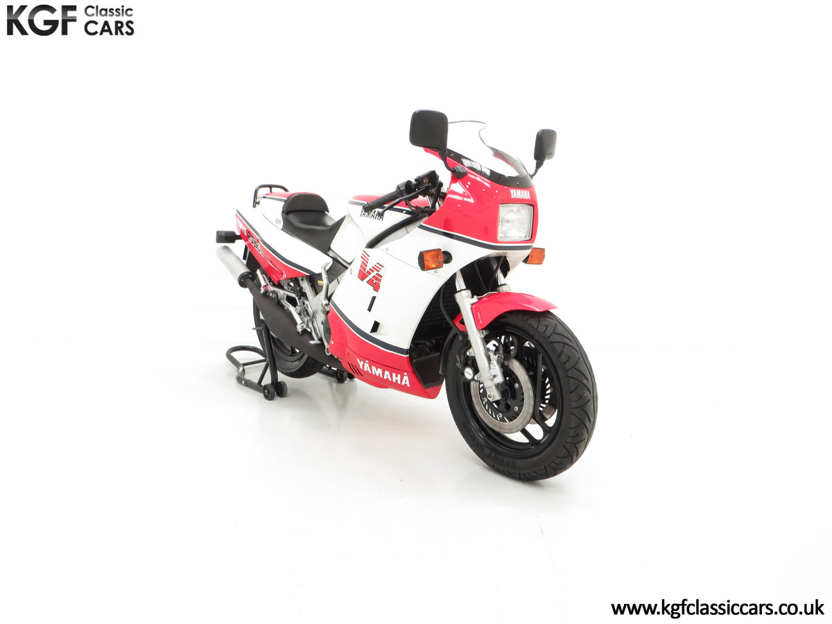 1985 A Legendary UK Matching Numbers Yamaha RD500LC For Sale (picture 1 of 24)