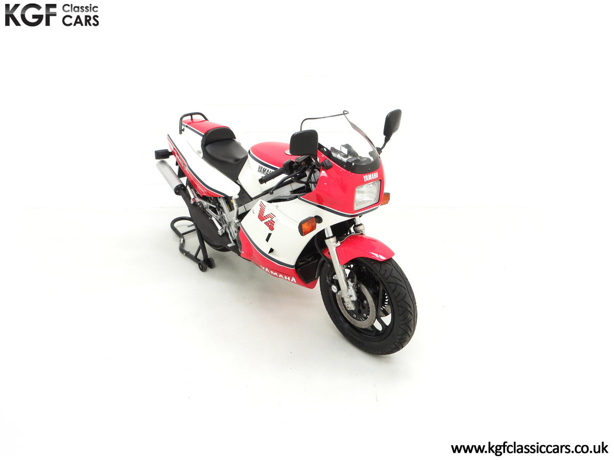 1985 A Legendary UK Matching Numbers Yamaha RD500LC For Sale (picture 2 of 24)