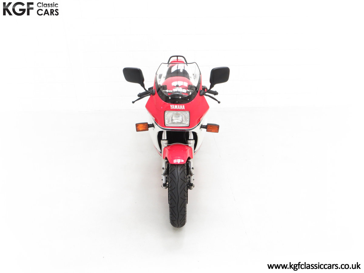1985 A Legendary UK Matching Numbers Yamaha RD500LC For Sale (picture 4 of 24)