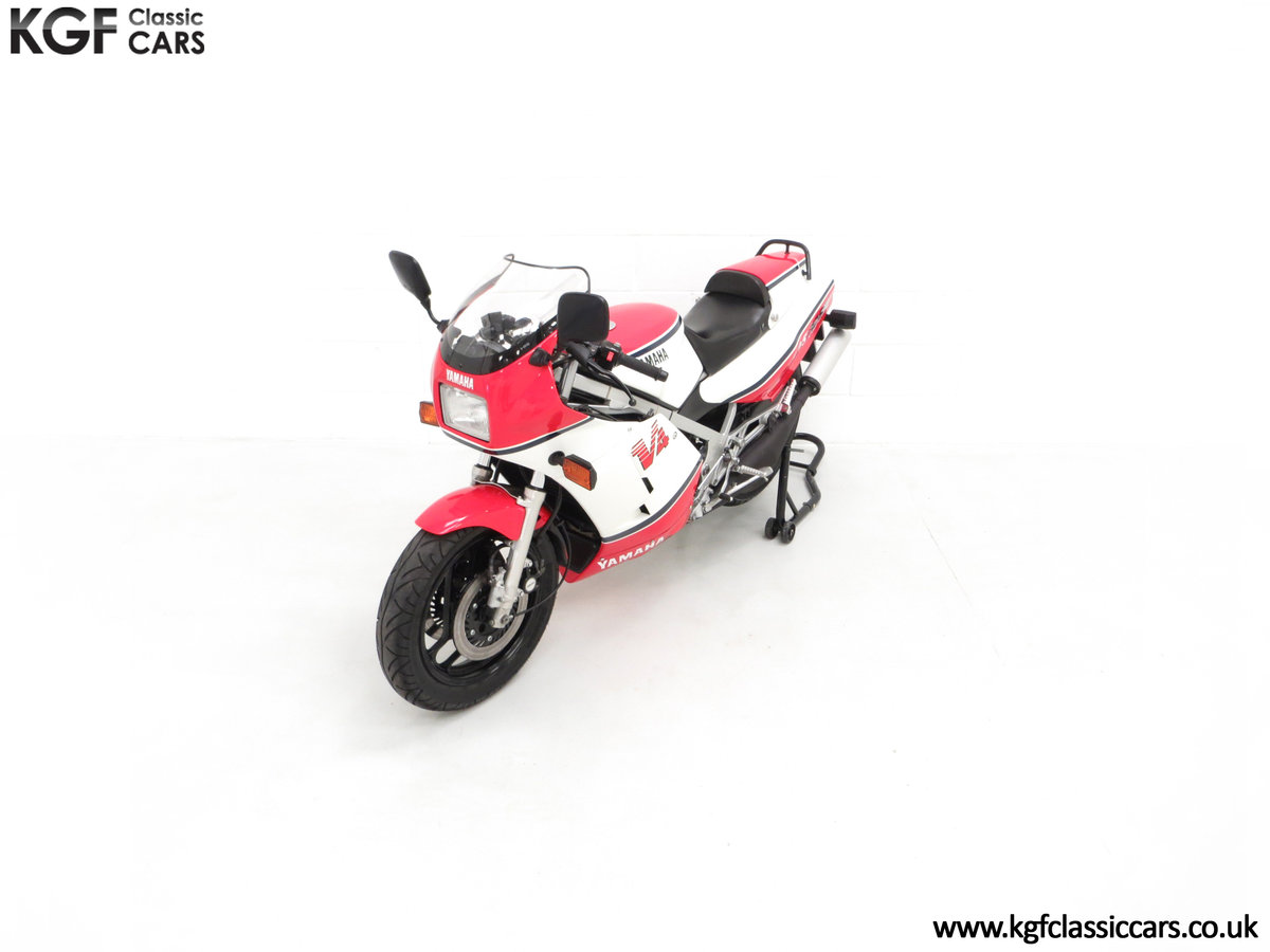 1985 A Legendary UK Matching Numbers Yamaha RD500LC For Sale (picture 5 of 24)