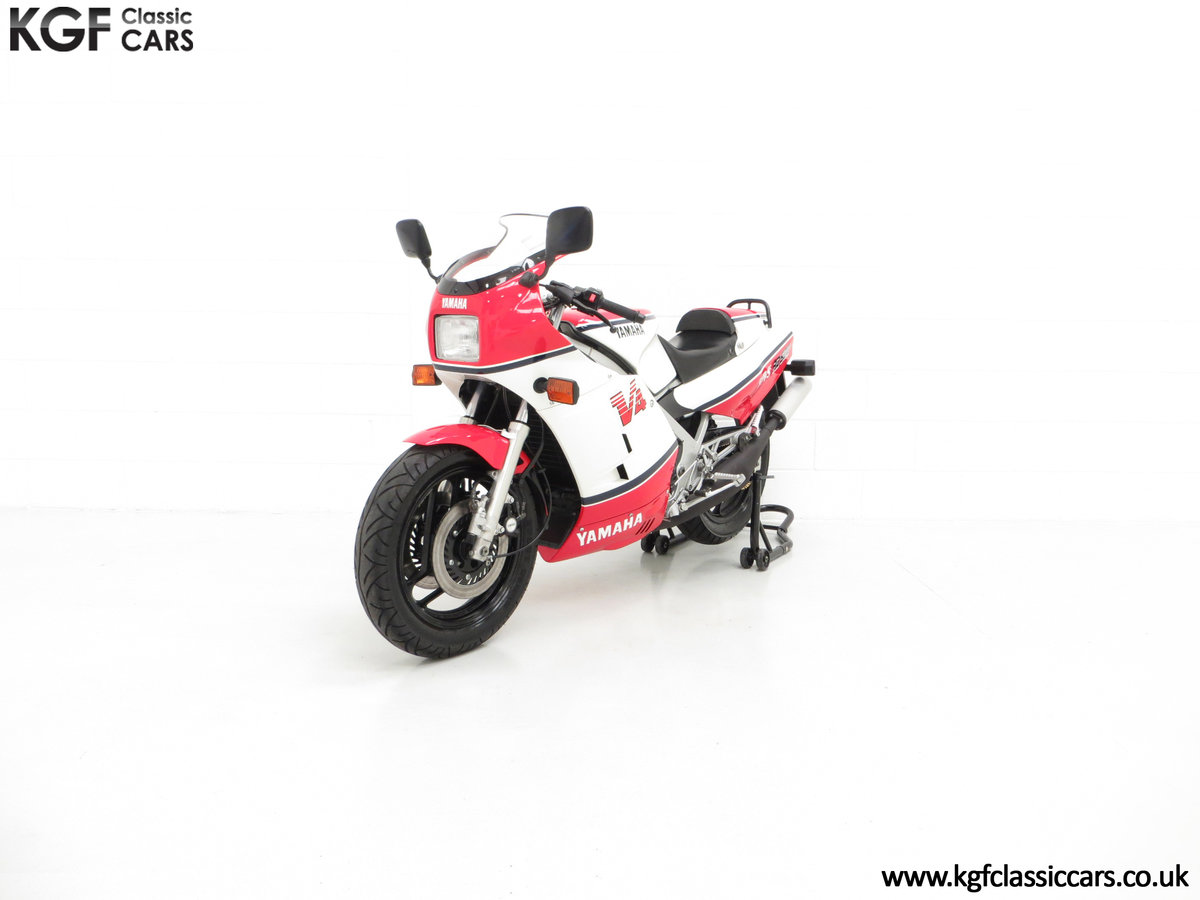 1985 A Legendary UK Matching Numbers Yamaha RD500LC For Sale (picture 6 of 24)