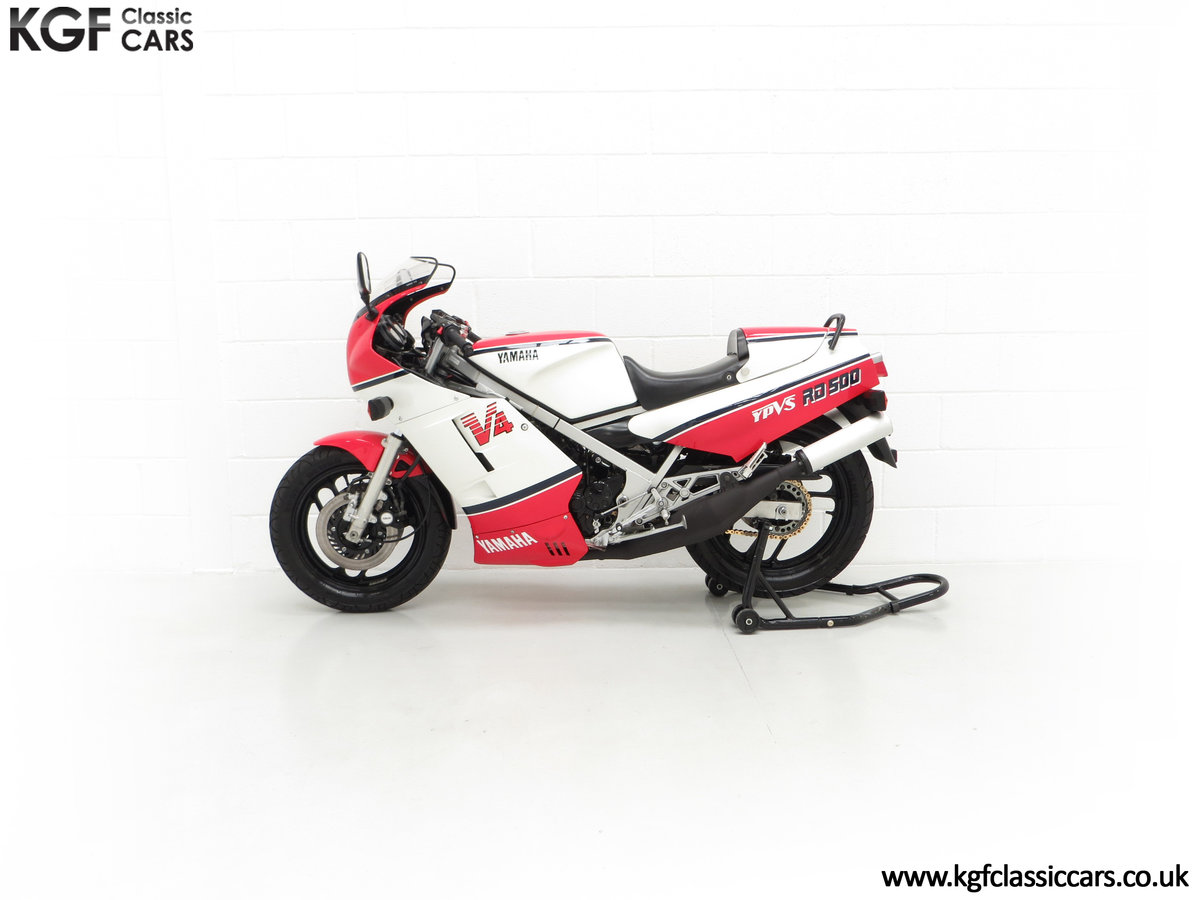 1985 A Legendary UK Matching Numbers Yamaha RD500LC SOLD (picture 7 of 24)
