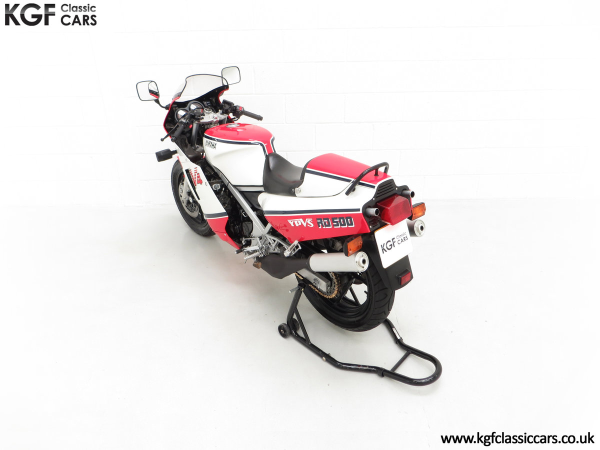 1985 A Legendary UK Matching Numbers Yamaha RD500LC SOLD (picture 9 of 24)