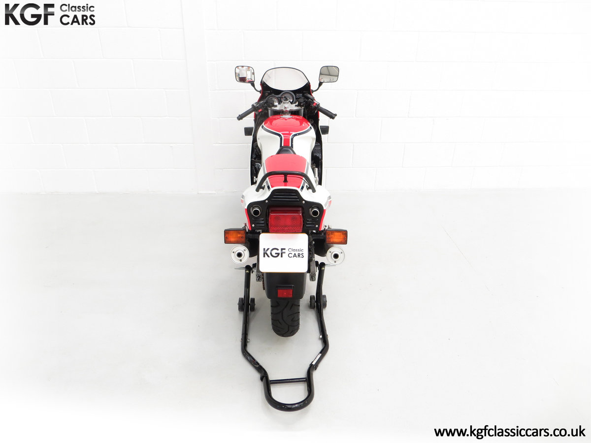 1985 A Legendary UK Matching Numbers Yamaha RD500LC For Sale (picture 11 of 24)