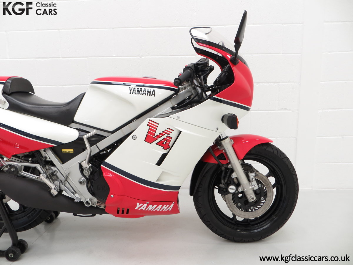 1985 A Legendary UK Matching Numbers Yamaha RD500LC For Sale (picture 15 of 24)