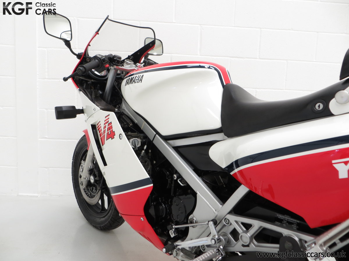 1985 A Legendary UK Matching Numbers Yamaha RD500LC For Sale (picture 21 of 24)