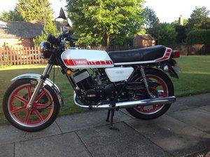 Yamaha RD400F UK