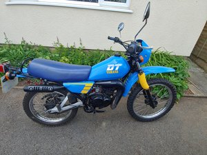 Picture of 1990 DT50MX