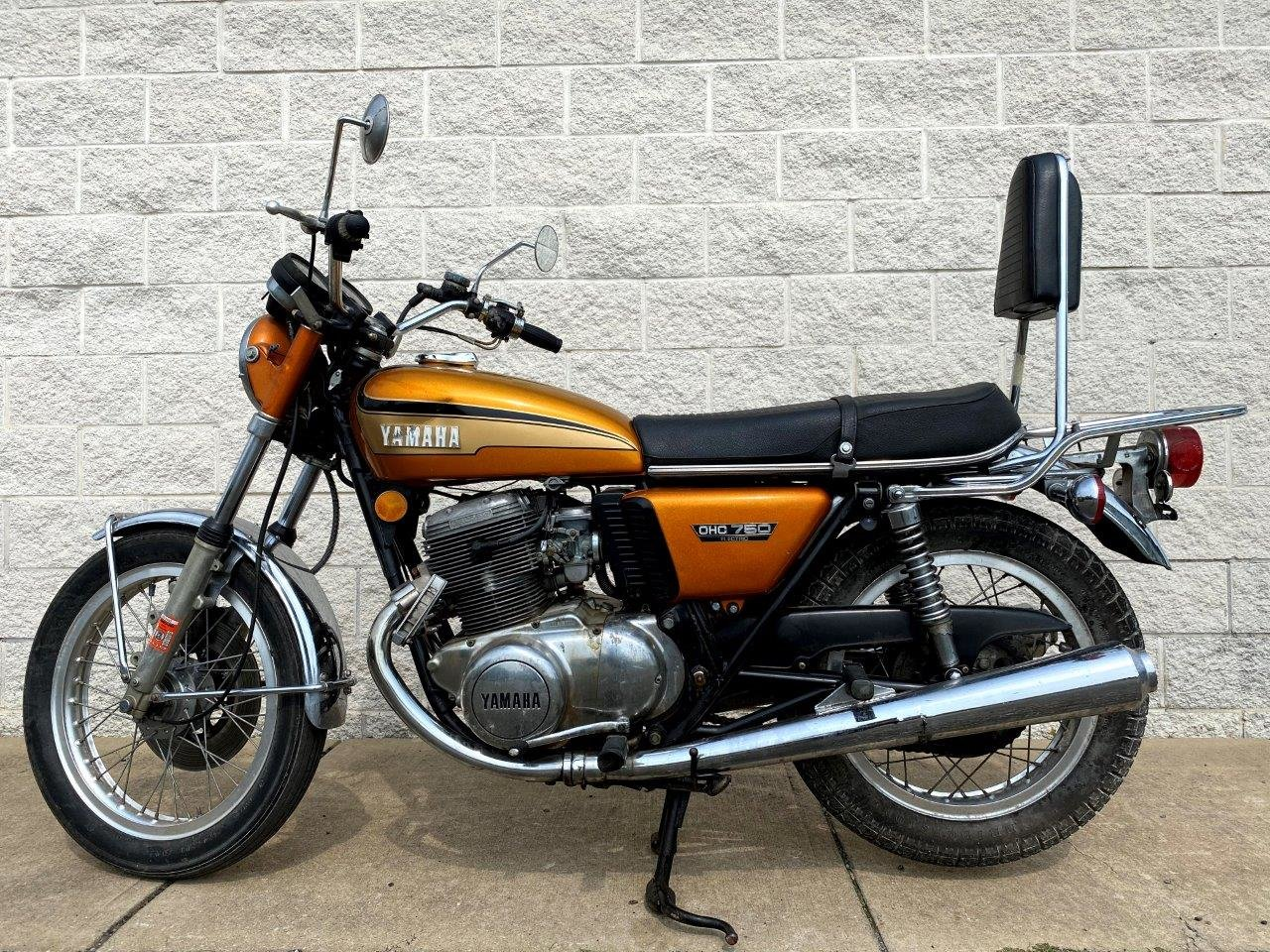 1873 Yamaha TX750 For Sale (picture 1 of 6)