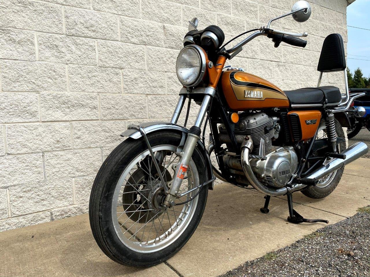 1873 Yamaha TX750 For Sale (picture 4 of 6)