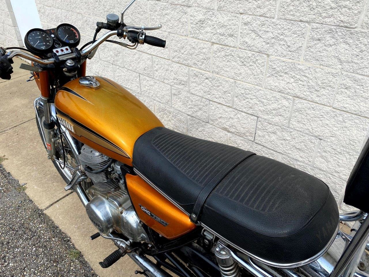 1873 Yamaha TX750 For Sale (picture 5 of 6)