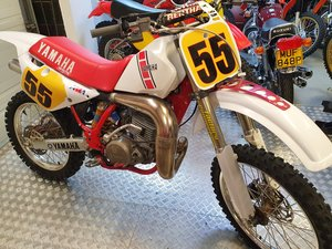 Yamaha wr500 classic evo vinduro