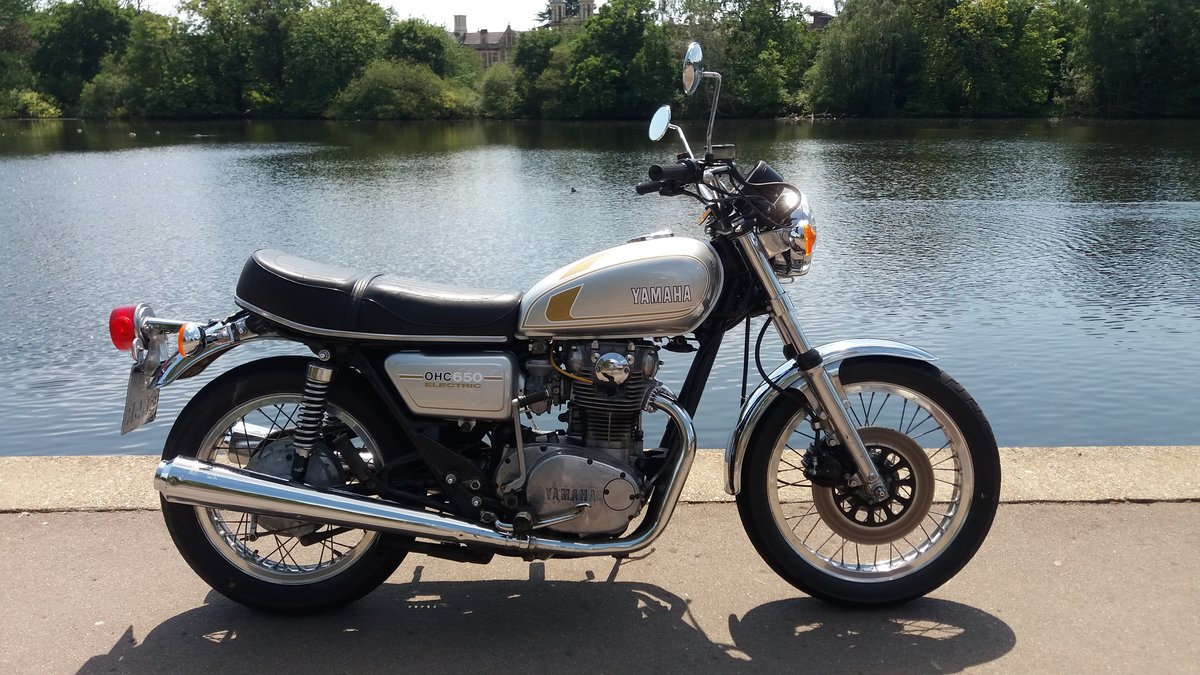 1977 Yamaha XS650 For Sale (picture 1 of 6)