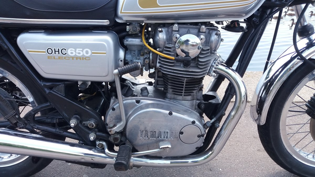1977 Yamaha XS650 For Sale (picture 3 of 6)