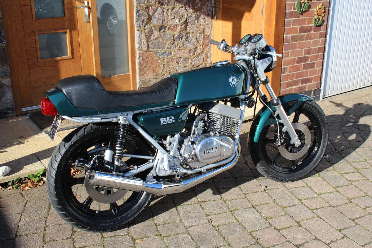 1978 Yamaha RD400E For Sale (picture 1 of 6)