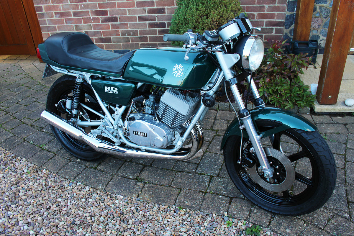1978 Yamaha RD400E For Sale (picture 2 of 6)
