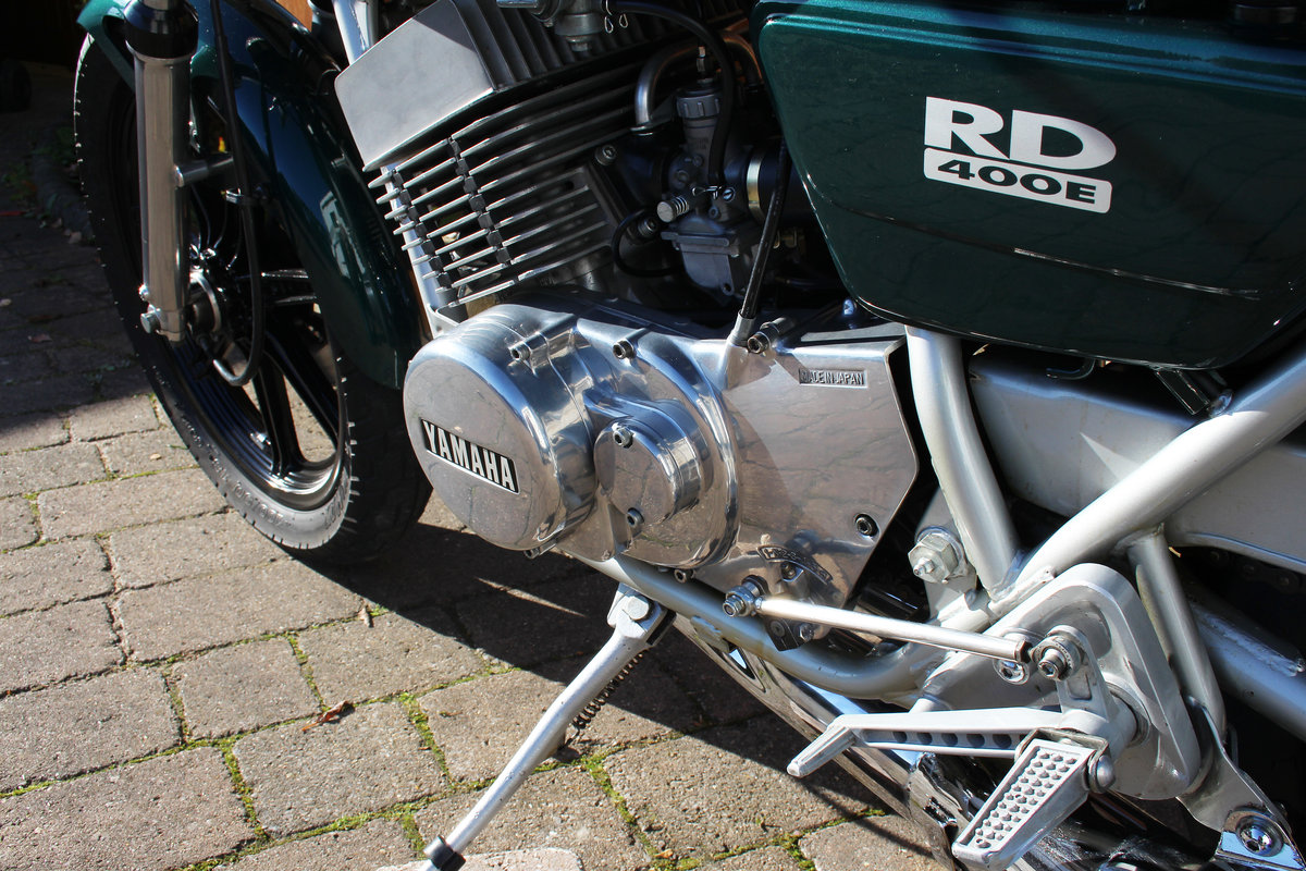 1978 Yamaha RD400E For Sale (picture 5 of 6)