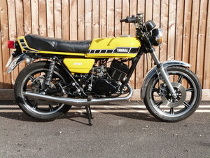 Picture of 1979 Yamaha RD250