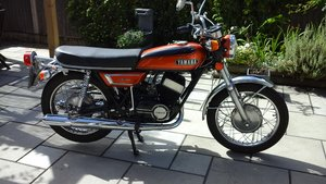 Picture of Lot 151 - A 1971 Yamaha YR5 - 28/10/2020 SOLD by Auction