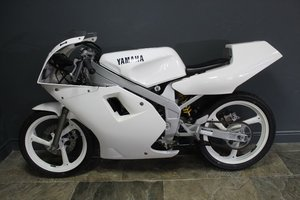 Yamaha TZ50 Factory Produced Racer