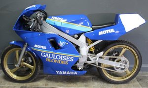 Yamaha TZ50 Factory Produced Racer Racer