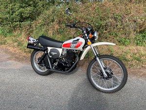 Yamaha XT 500C