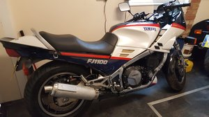 Yamaha FJ1100 - Restored