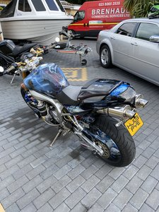Picture of Lot 156 - A 2004 Yamaha 600 Fazer Supercharged - 28/10/2020 SOLD by Auction