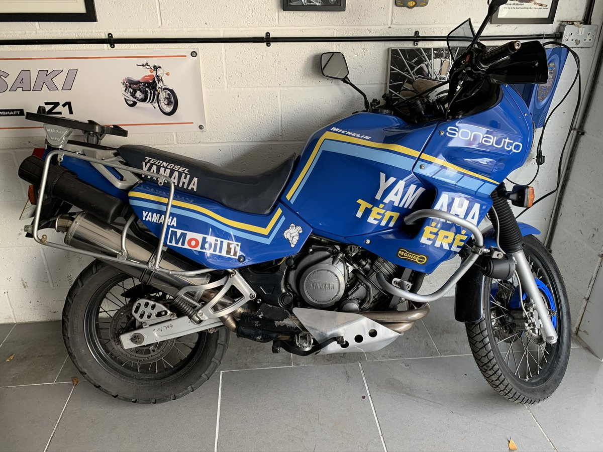 1990 Yamaha XTZ750 Super Tenere SOLD (picture 1 of 6)