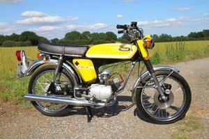 Yamaha FS1-E  - UK Bike