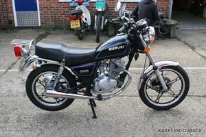 Picture of 2007 SUZUKI GN125 E For Sale