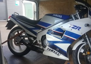 Picture of 1994 yamaha tzr 125