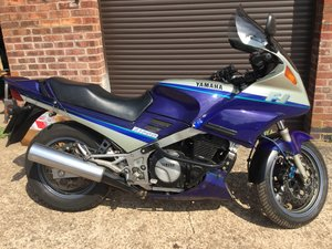 Picture of 1993 Yamaha FJ1200
