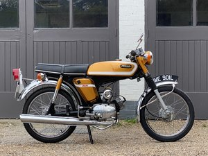 Picture of 1972 Yamaha FS1 E 50cc Sports Moped 'Fizzy' For Sale