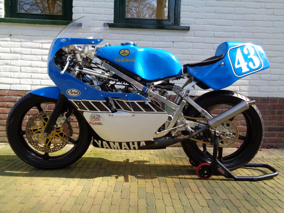 1978 Yamaha Juchem TZ 350 For Sale (picture 1 of 6)