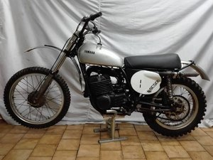 Picture of YAMAHA SC 500 1973 6500 EURO For Sale