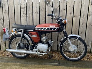 YAMAHA FS1E FIZZY 50CC MOPED ONE OF THE BEST! OFFERS PX ?