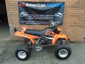 Picture of YAMAHA YFZ350 TWIN BANSHEE QUAD (2002) IMPORT! NICE SPEC! SOLD