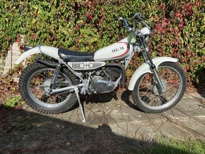 Picture of 1974 c Yamaha TY 175