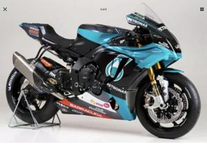 Limited edition of 5 Uk bikes YART Petronas R1