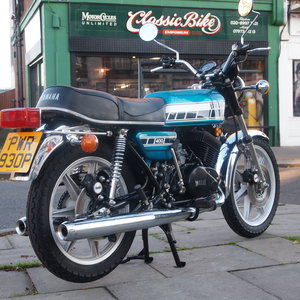 Picture of 1976 Yamaha RD400C Matching Numbers, RESERVED FOR PAUL. SOLD