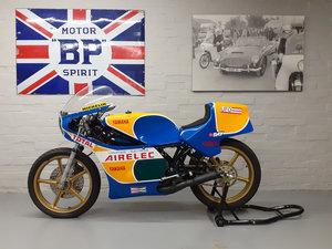 Yamaha TZ250 ex-Sonauto / Patrick Fernandez