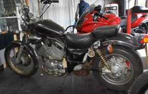 Picture of 1992 Yamaha Virago 400