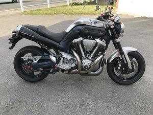 Yamaha MT01 1700cc muscle bike