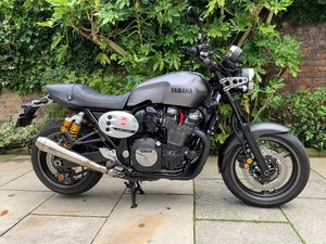 Yamaha XJR1300 Racer, 3222miles 1 Owner, Pristine Condition