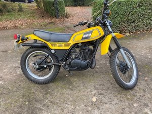 1978 Yamaha DT400