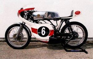 Yamaha 125 AS1 Racing