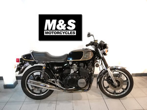 1980 Yamaha XS850 Triple