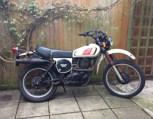 Picture of 1977 Yamaha XT500D For Sale by Auction