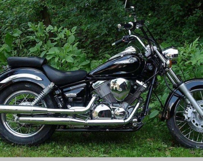 Rare xvs v-twin 125cc